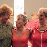 Margit, Margó és Kati (Photo: Eifert János)