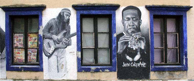 Kranj, a volt jazz-klub (Photo: Eifert János)