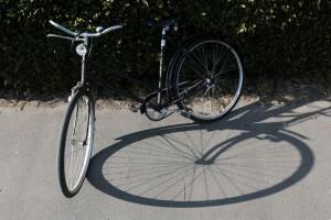 Kerékpárnyék 03, Hódmezővásárhely, 2013.05.15. (Photo: Eifert János)