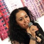 Lakatos Erika énekel (Photo: Eifert János)
