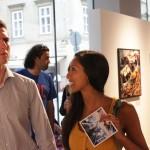 Lakatos Erika: Emlékek jövője - X6 Gallery, Budapest (Photo: Eifert János)