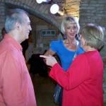 2013.05.11. Eifert János, Vészabó Noémi és Gergely Beatrix (Photo: Kapusy György)
