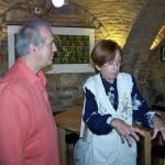 2013.05.11. Eifert János és első felesége, Illés Mária (Photo: Kapusy György)