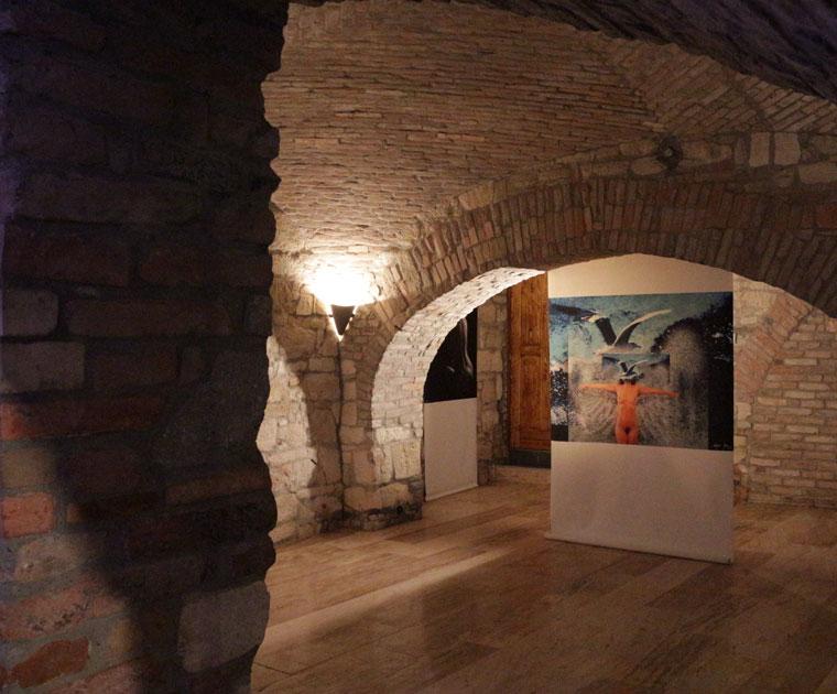 """""""Eifert 70"""" kiállítás részlete (Budapest, Király u. 9., 2013.05.11.)"""