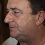 2013.05.11. Turczi István költő (Photo: Peti Péter)