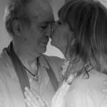 2013.05.11. Meghitt pillanat: Eifert János és Móger Ildikó (Photo: Barna Ilona)