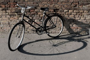 Kerékpárnyék 01, Hódmezővásárhely, 2013.05.15. (Photo: Eifert János)
