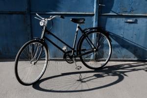 Kerékpárnyék 05, Hódmezővásárhely, 2013.05.15. (Photo: Eifert János)