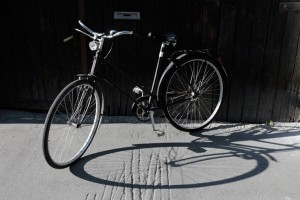 Kerékpárnyék 06, Hódmezővásárhely, 2013.05.15. (Photo: Eifert János)