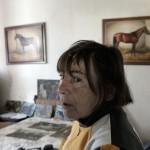 Aracsiné Kurai Anna szereti a lovakat (Photo: Eifert János)