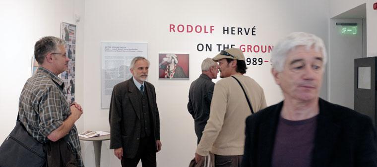 Rodolf-Hervé-kiállításmegnyitó (Photo: Eifert János) 2013.05.28.