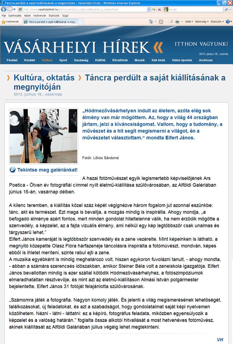 2013.06.16.-Vásárhelyi-Hírek-Táncraperdült-a-saját-kiállításának-a-megnyitóján