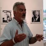 2013.06.22.-Sonkoly-Tibor-festőművész-fotókról-beszél (Photo: Eifert János)