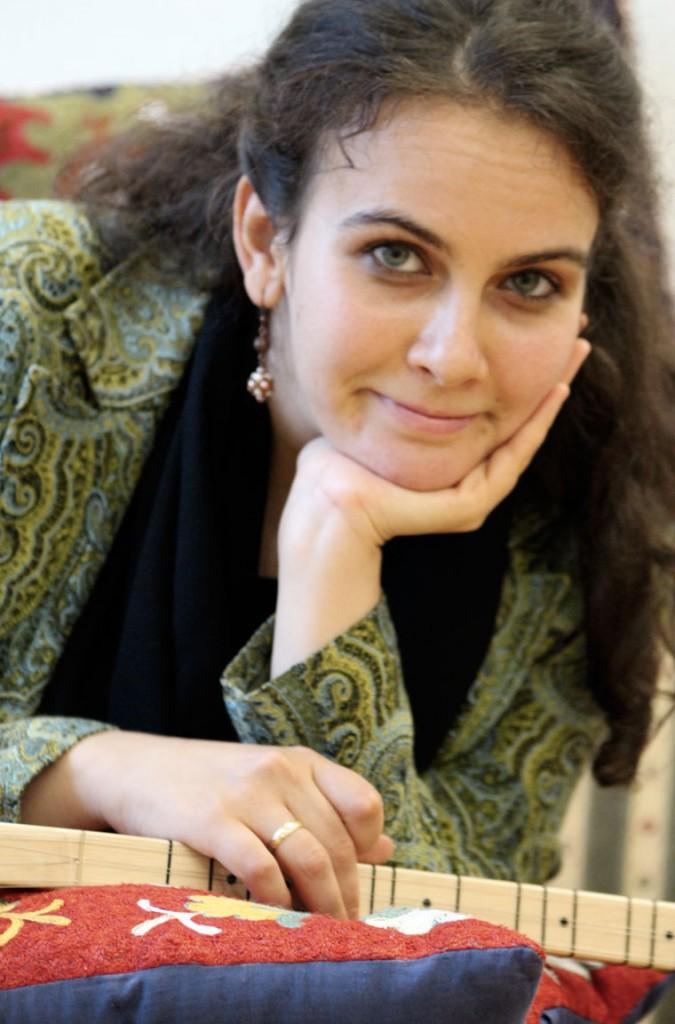 Guessous Majda Mária (Photo: Eifert János)