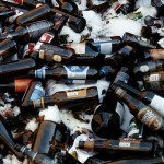 Színes üvegek. Needham Recycling, MA, USA, 2008.02.14. (Photo: Eifert János)