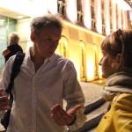 2013.06.30.-Móger Ildikó egykori tanítványával (Photo: Eifert János)