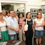 Eifert-kiállítás megnyitója a Kiss Fotó Kamara Galériában (Photo: Kiss András) Kecskemét, 2013.07.04.