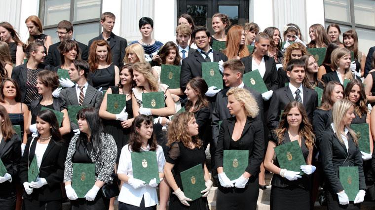 Friss diplomások (Piliscsaba, 2013.07.20.) Eifert János