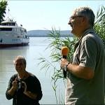 Eifert János és Fáth Péter a természetfotózásról (Balatoni Nyár, M1, Duna World)