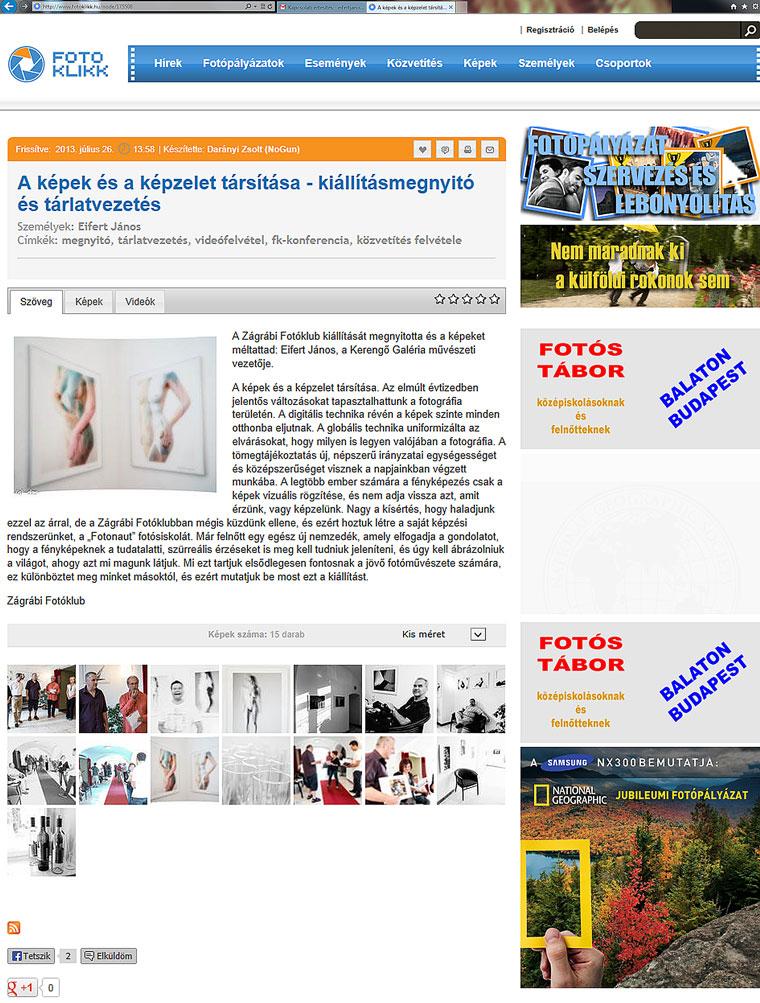 2013.07.26.-FotoKlikk-Zágrábi-Fotoklub-kiáll.megnyitó