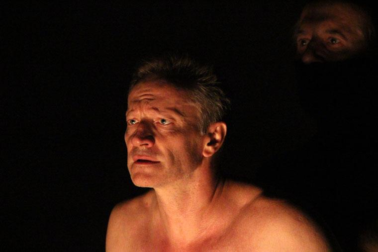 Krzysztof Raczkowski, mögötte Jan Sedal (Photo: Eifert János)