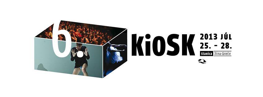 2013.07.26. kioSK festival logo