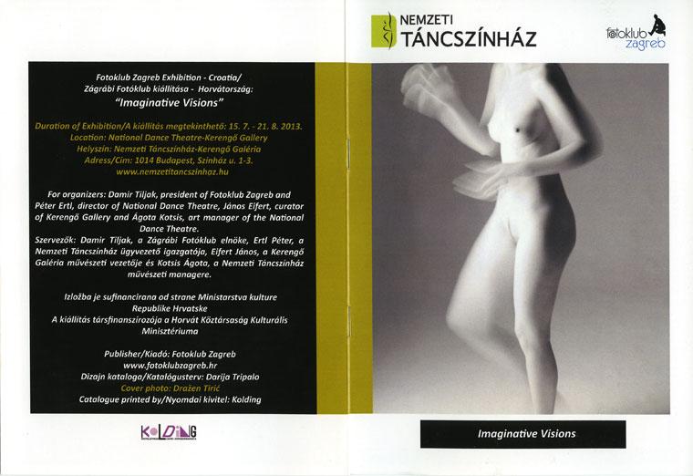 Fotoklub Zagreb, katalógus 01