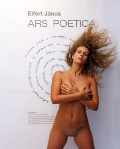 Aktmodell: Egyes Katalin (Photo: Eifert János)