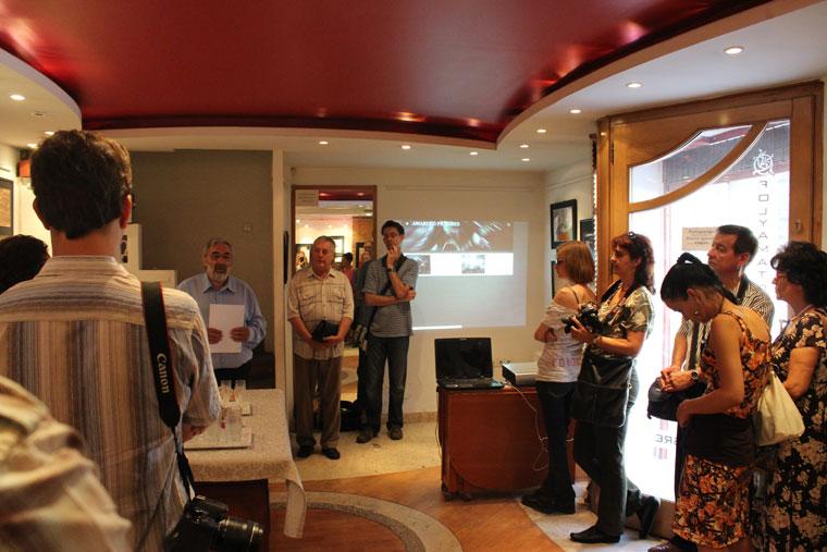 4. Ágens Nemzetközi Digitális Fotópályázat díjátadója (Photo: Eifert János)