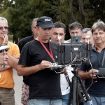 Légifényképezés különleges eszközzel. A légiirányítók (Photo: Eifert János)