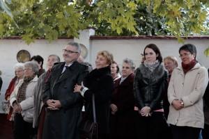 Ambrus Sándor kiállításának közönsége (Photo: Eifert János)