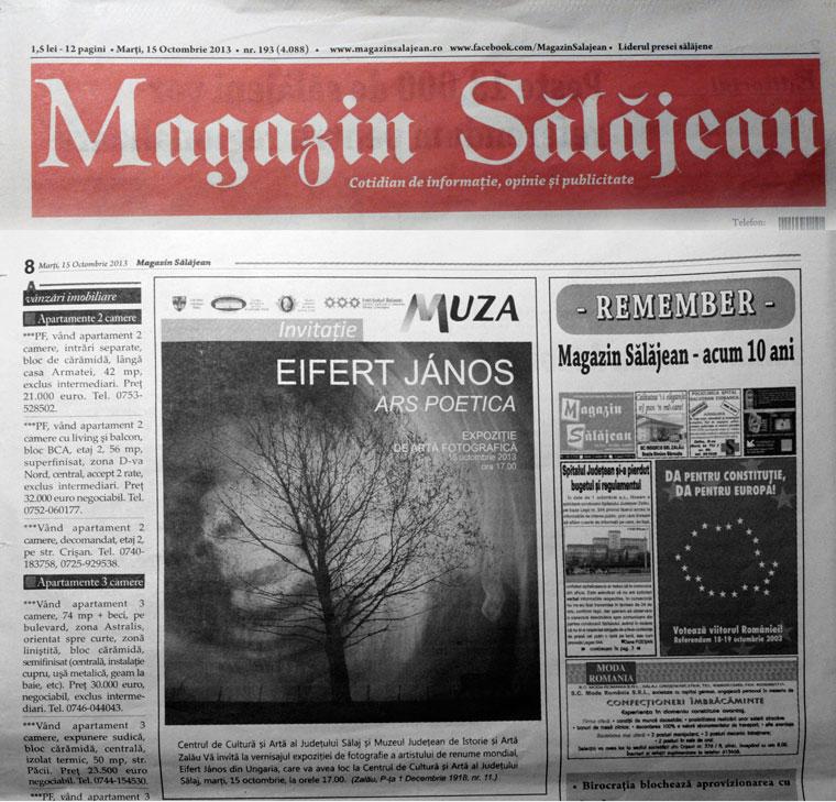 Magazin-Sălăjean-8.ooldal, 2013.10.15.