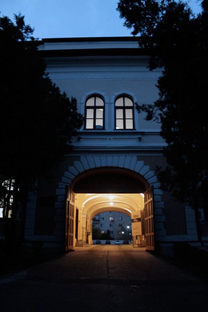 A Szilágy Megyei Művelődési és Művészeti Központ (Photo: Eifert János)