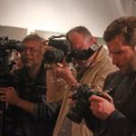 Filmes, fotós csapat, köztük Kálmán János (Photo: Eifert János)