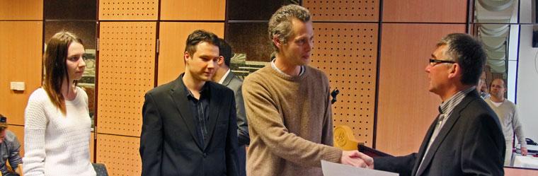 Think Tank Photo Magyarország fotópályázat díjátadóján (Photo: Eifert János)