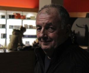 Tóth Béla, a Tripont korábbi tulajdonosa (Eifert János felvétele)