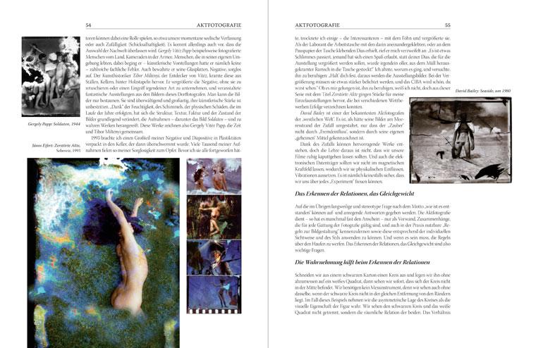 Eifert János AKTFOTOGRAFIA c. könyvéből: Képroncsolás