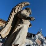 Angyal a főtéren, Kassa (Photo: Eifert János)