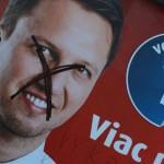 Választási plakát (Photo: Eifert János)