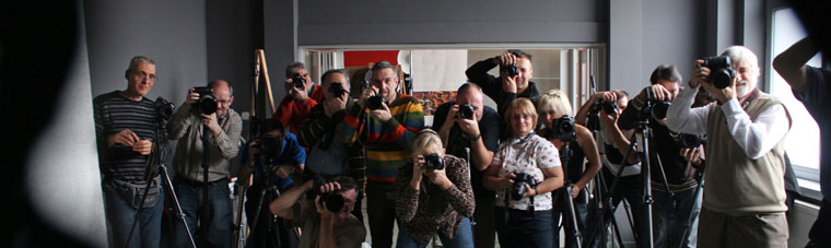 Mesterkurzusom résztvevői (Photo: Eifert János)