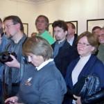 Artphoto Galéria, Eifert-kiállítás megnyitó, 2013.12.13. (Kapusy György felvétele) 07