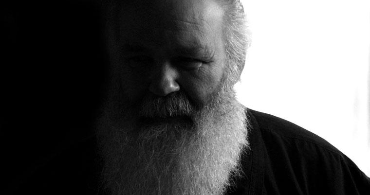Iványi Gábor lelkész (Eifert János felvétele)