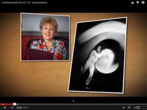 Kultúrmorzsák, műsorvezető: Bayer Ilona