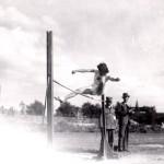 Magasugrás (Ismeretlen fotográfus felvétele, 1912)