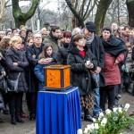 Jancsó Miklós temetésén, 2014.02.22. (Adrián Zoltán felvétele)
