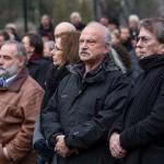 Zorán Jancsó Miklós temetésén, 2014.02.22. (Adrián Zoltán felvétele)