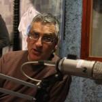 Kövesdi Péter, Civil rádió, 2014.03.19. (Eifert János felvétele)