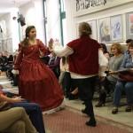 Modell Divatiskola, saját tervezésű ruhák bemutatója és versenye, 2014.03.27. (Eifert János felvétele)