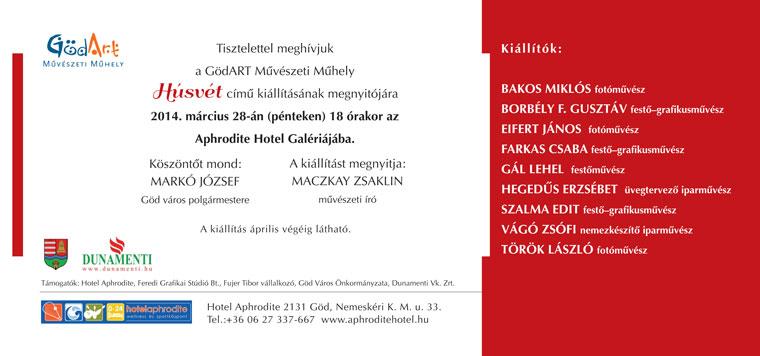 2014.03.30.-GödART-HÚSVÉT-2