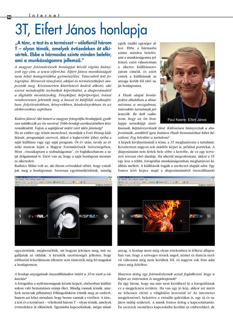 Digitális Fotó Magazin 94.o. - 2003.10.